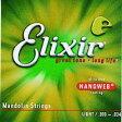 11500 Elixir マンドリン弦 ナノウェブ ライト