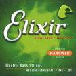 14102 Elixir ベース弦 ナノウェブ ヘビー・ロングスケール
