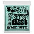 ERNIEBALL アーニーボール  ベース弦 Super Long Scale Slinky Bass5 スーパー・ロング・スケール・スリンキー・ベース5 #2850 / ERNIEBALL