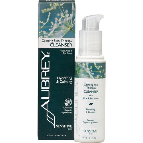 オーブリーオーガニクス シーアスター クレンザー 100ml オーブリーオーガニクス 敏感肌 洗顔