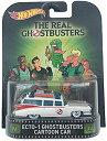 ホットウィール マテル Ecto-1 Ghostbusters Cartoon Car