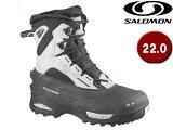 SALOMON/サロモン L10099700 TOUNDRA MID WP WOMEN ブラック/ケイン/ブラック