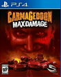 PS4 北米版 Carmageddon Max Damage Sold Out