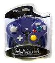 TTX Tech パープル/Wii/GAMECUBE Controller