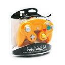 Wii/GAMECUBE Controller (TTX Tech) オレンジ ゲームキューブ コントローラー 全3色 (互換品)