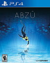PS4 北米版 Abzu 505 Games