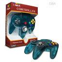 Cirka N64 Controller Turquoise - Nintendo 64
