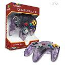 Cirka N64 Controller Atomic Purple - Nintendo 64