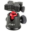 ハクバ写真産業 JB01514-BWW ボールヘッド 5K ブラック/ レッド