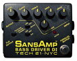 Tech21 SansAmp BASS DRIVER DI