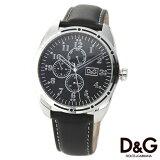 ドルチェ アンド ガッバーナ D&G バリローチェ BARILOCHE DW0639 メンズ 腕時計 #88710
