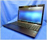 日本HP『HP ProBook 4525s/CT Notebook PC』VE694AV-AACM ボルドーレッド Win7 15.6v型 250GBb03e/09y/h11