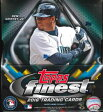 MLB 2016 TOPPS FINEST BASEBALL BOX