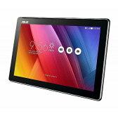 ASUS エイスース ZenPad 10 ブラック Z300CNL-BK16 10.1型 SIMフリータブレット LTE対応 microSIMx1 Z300CNLBK16 タブレットPC本体