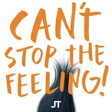 """JUSTIN TIMBERLAKE ジャスティン・ティンバーレイク """"CAN'T STOP THE FEELING! ORIGINAL SONG FROM DREAMWORKS ANIMATION'S """"""""TROLLS"""""""" LTD """" CD"""