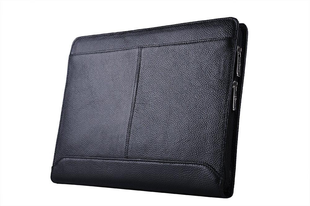 オーガナイザーポートフォリオ   ワンランク上の 本革レザービジネスバッグ  A4書類ケース