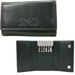 SalvatoreFerragamo66-7022フェラガモ財布6連キーケース