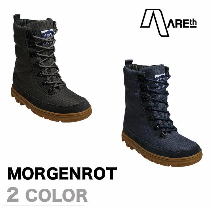 AREth スニーカー 靴 MORGENROT モーゲンロット 2016モデル 各2色 25.0-30.0cm 【正規品】【送料無料】 areth