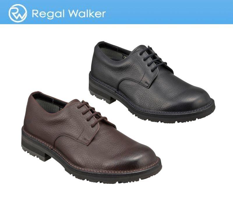 良い販売 【278WBGW】【Regal Walker】【送料無料】【雪道対応ソール】アッパー全て牛革 ☆ゴアテックス(r)ファブリクス 3Eプレーントウ紳士靴
