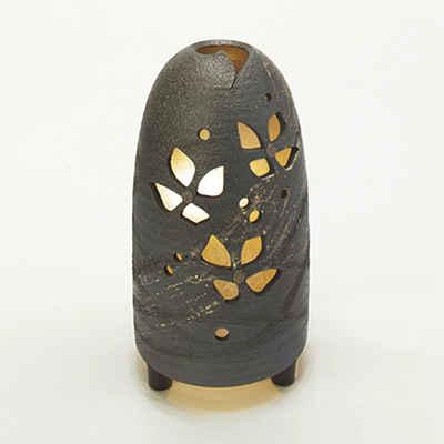 春夜燈(屋外用)【照明】インテリア/和モダン/飾り/陶器/おしゃれ