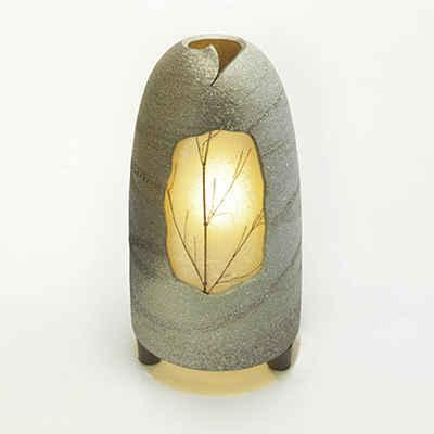 若草燈(屋外用)【照明】インテリア/和モダン/飾り/陶器/おしゃれ
