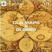 DAJ 173 OLD MAPS & GLOBES【メール便可】