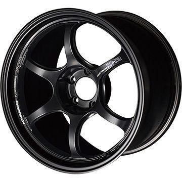 【送料無料】 225/45R18 18インチ YOKOHAMA ヨコハマ アドバンレーシング RG-DII 7.5J 7.50-18 SAFFIRO サフィーロ SF5000(限定) サマータイヤ ホイール4本セット
