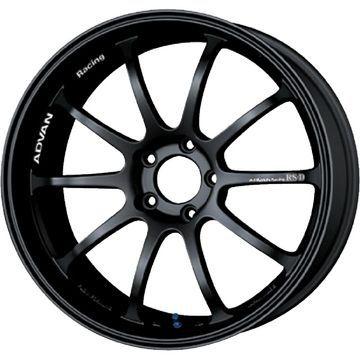【送料無料】 225/45R18 18インチ YOKOHAMA アドバンレーシング RS-D 8J 8.00-18 DELINTE デリンテ D7 サンダー(限定) サマータイヤ ホイール4本セット 輸入車