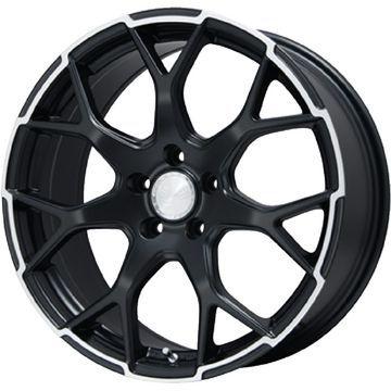 【送料無料】 245/35R19 19インチ ALGERNON アルジェノン フェニーチェ MX-1 8J 8.00-19 DUNLOP ダンロップ ルマン 4(LM704) サマータイヤ ホイール4本セット