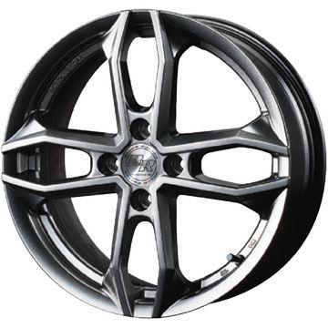 【送料無料】 185/65R15 15インチ TWS ブラックレーシング LM100 6.5J 6.50-15 MICHELIN ミシュラン エナジー セイバープラス サマータイヤ ホイール4本セット