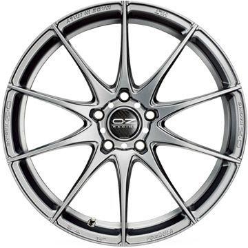【送料無料】 225/55R18 18インチ OZ フォーミュラHLT 7.5J 7.50-18 DELINTE デリンテ DH2(限定) サマータイヤ ホイール4本セット