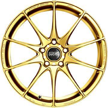 【送料無料】 215/40R18 18インチ OZ フォーミュラHLT 8J 8.00-18 DELINTE デリンテ D7 サンダー(限定) サマータイヤ ホイール4本セット