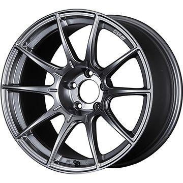【送料無料】 225/50R17 17インチ SSR GTX01 8J 8.00-17 SAFFIRO サフィーロ SF5000(限定) サマータイヤ ホイール4本セット