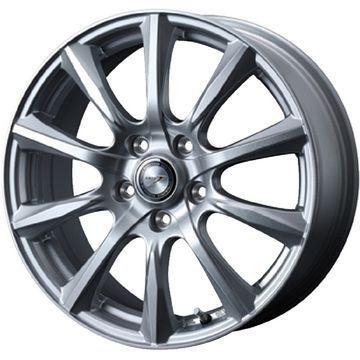 【送料無料】 225/50R18 18インチ WEDS ウェッズ ジョーカー ストレート 7.5J 7.50-18 DUNLOP ダンロップ ルマン V(ファイブ) サマータイヤ ホイール4本セット