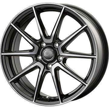 【送料無料】 225/40R18 18インチ COSMIC コスミック コスミック ディレット S52 7J 7.00-18 ROADCLAW ロードクロウ RH660(限定) サマータイヤ ホイール4本セット