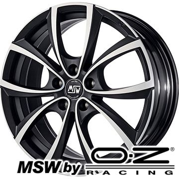 【送料無料】 225/45R17 17インチ MSW by OZ Racing MSW 27 7.5J 7.50-17 YOKOHAMA ヨコハマ ブルーアース A(AE50Z) SALE サマータイヤ ホイール4本セット 輸入車【YO17sum】