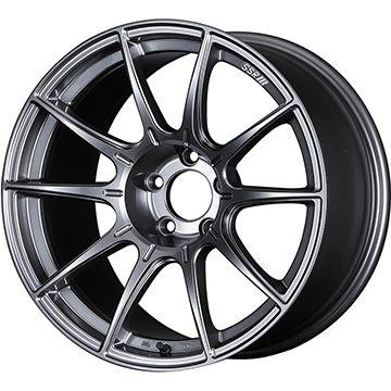【送料無料】 225/45R18 18インチ SSR GTX01 7.5J 7.50-18 DELINTE デリンテ DH2(限定) サマータイヤ ホイール4本セット