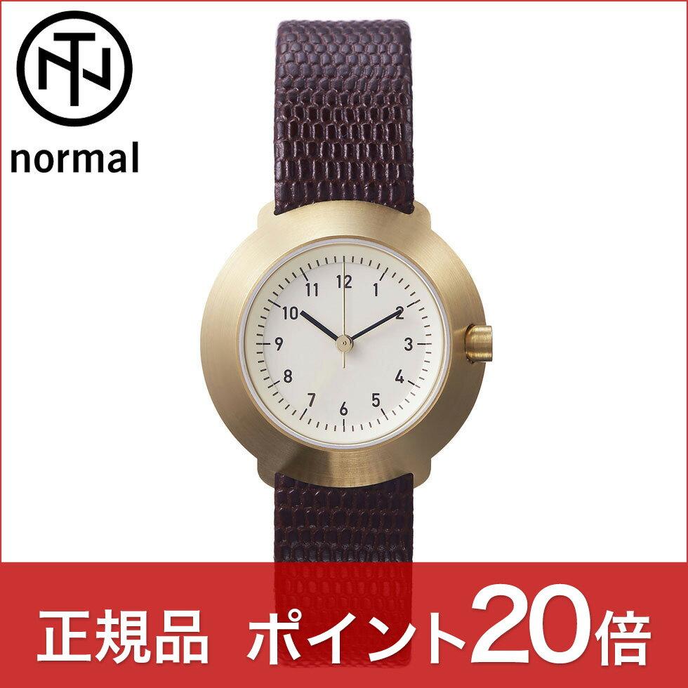 【ポイント20倍】ノーマル フジ NML020052 レディース NORMAL FUJI LADY'S 送料無料 腕時計