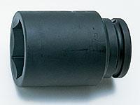 Ko-ken 17300M-42 1.1/2sq. インパクト ロングソケット 42mm  コーケン Koken / 山下工研