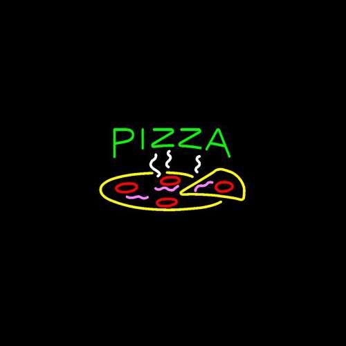【海外直輸入商品・納期1週間~3週間程度】【全国送料580円・2万以上送料無料】PIZZA ピザ ネオン看板 ネオンサイン 広告 店舗用 NEON SIGN アメリカン雑貨 看板 ネオン管