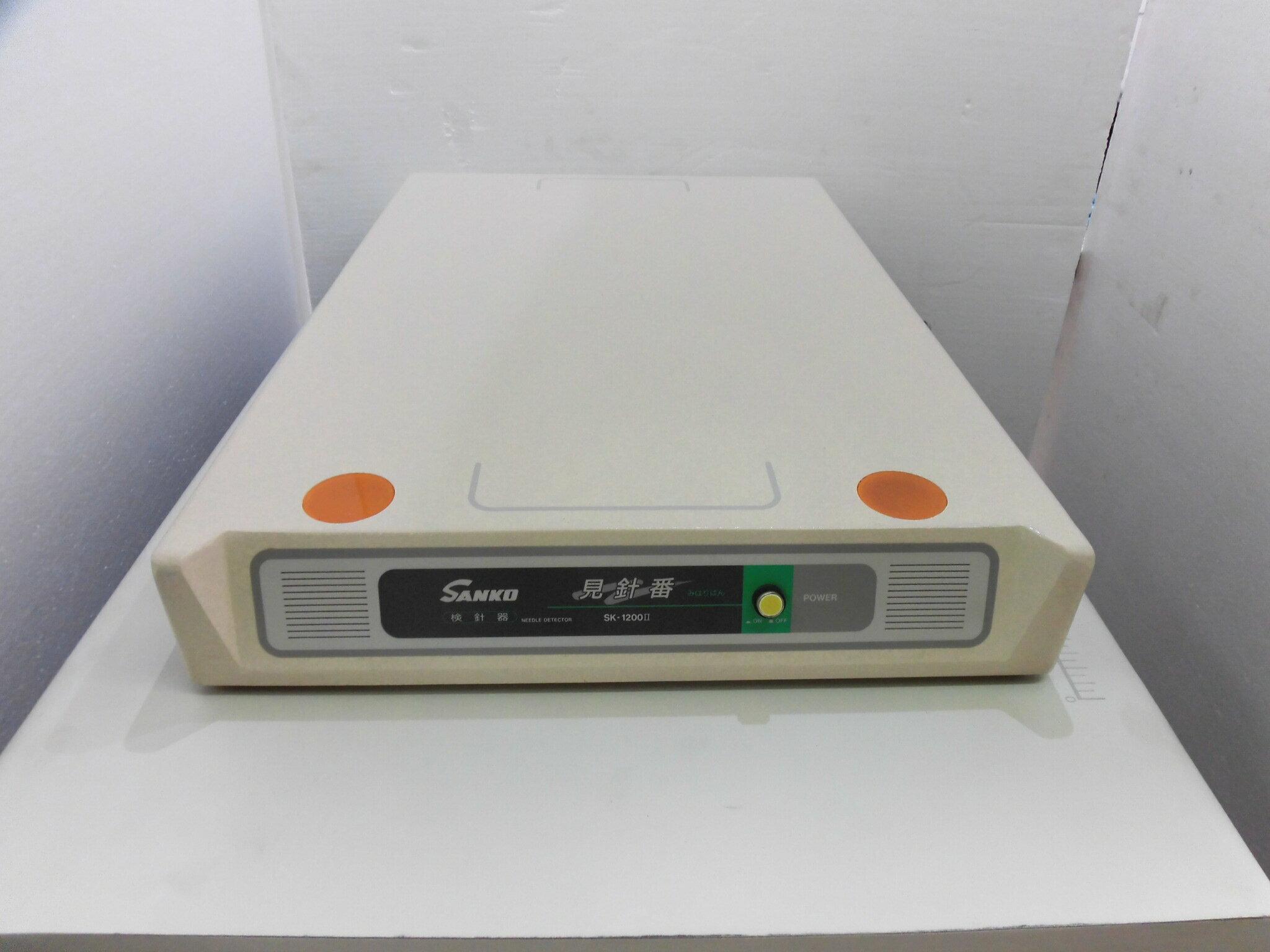 【中古】日本製 サンコウ卓上検針機 SK-1200-II 検針器 sanko見張番SK-1200II