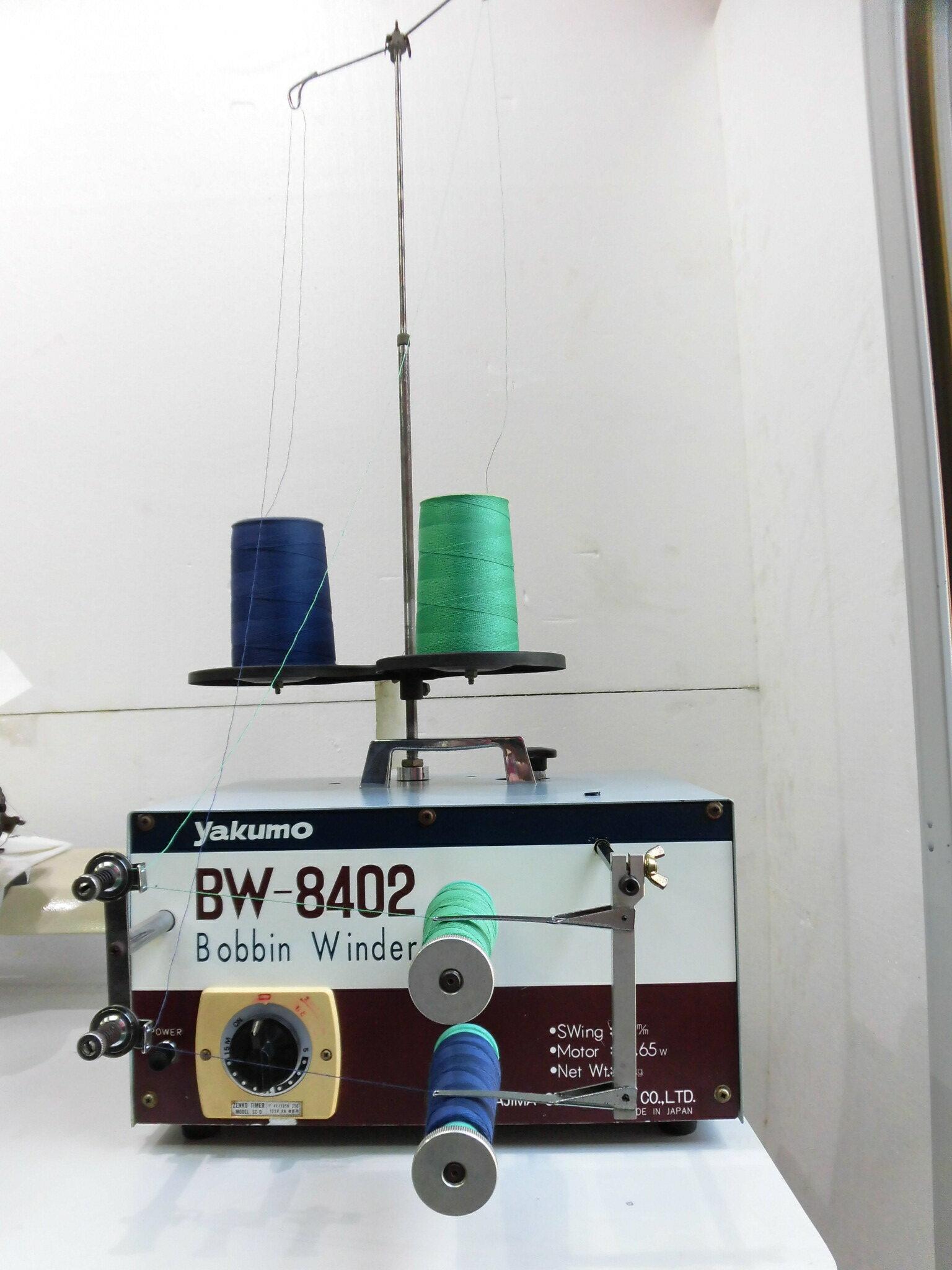 【中古】 ヤクモ 糸の小分け機 BW-8402 Yakumo 糸の小分け器