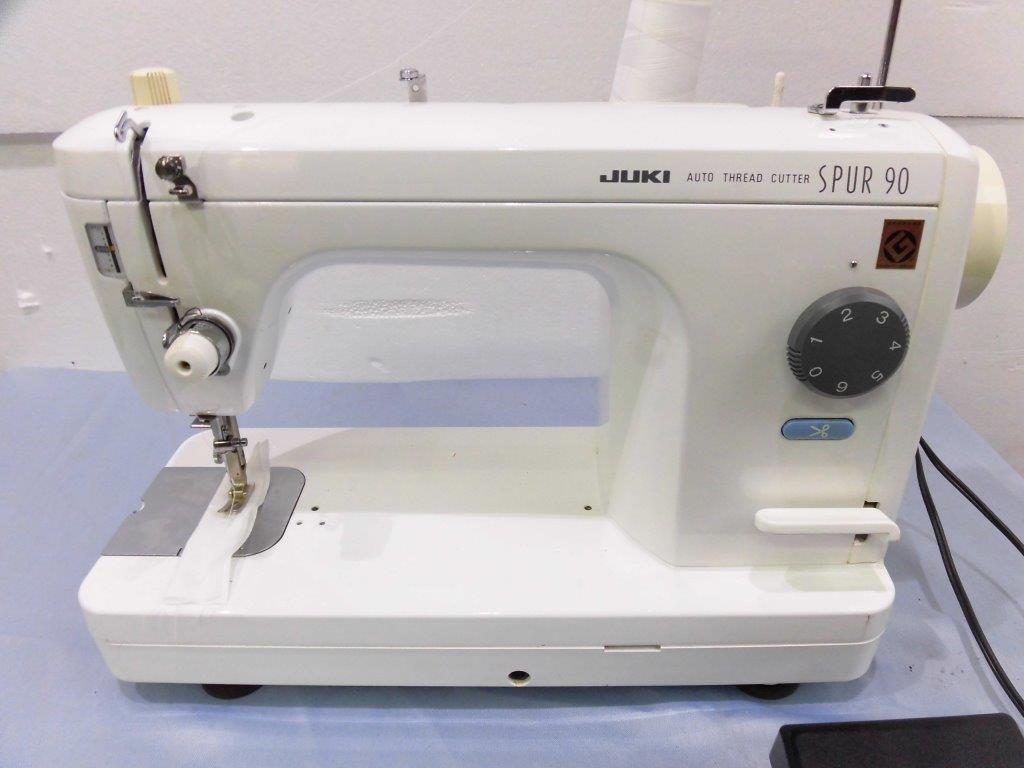 【中古】 JUKI 職業用ミシン SPUR90 (TL-90)