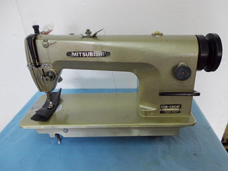 【中古】 DB-130E  1本針本縫いミシン 頭部のみ