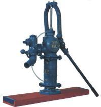 【送料無料】井戸用 ポンプ サンタイガーポンプ<高台式・台板付>32【Rc1-1/4・パイプ呼び径30】