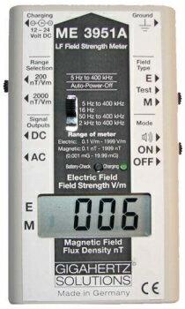 ★低周波 電磁波測定器★ME3951A電磁波/電磁波対策/電磁波カット/電磁波防止/電磁波過敏症