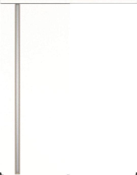 ハピアプレミア アウトセット吊戸・片引 2Cデザイン扉 2000高 835幅 カマ錠なし モノホワイト 大建工業の建具