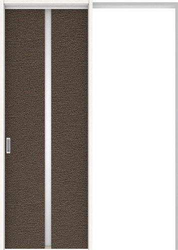 ハピアプレミア 吊戸・引込 2Pデザイン扉セット 2300高 1645幅 リアーピダーク 大建工業の建具
