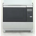 ガスオーブン電子レンジ機能付銀 パナソニック ラクシーナ リビングステーション リフォムスなどのキッチン周り商品 QSSDR320ELP
