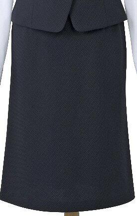 ネイビーストライプのスカート/cressai(セロリー)/事務服・制服におすすめ/大きいサイズあります|事務 ユニフォーム ユニホーム ビジネス オフィス 企業制服 仕事着 オフィスウェア 事務制服 スカート 制服専科